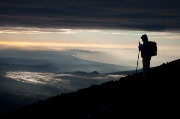 富士山への登山