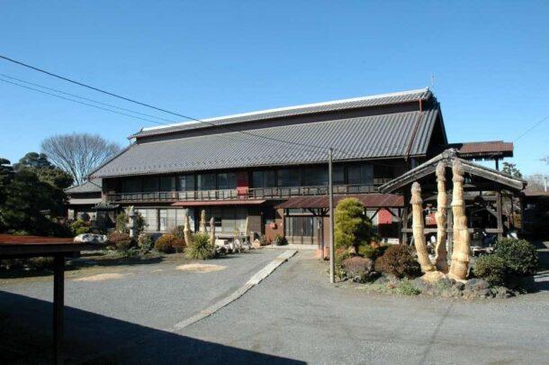 田島弥平旧宅