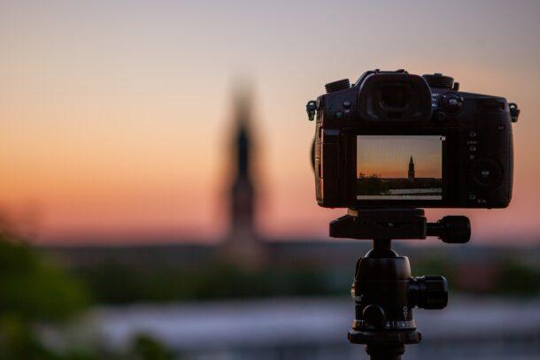 カメラのオートモード